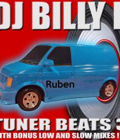 Poster:   Ruben