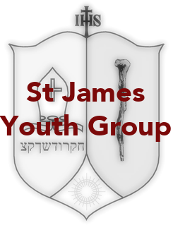 Poster:   St James   Youth Group