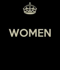Poster:  WOMEN