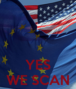 Poster:    YES WE SCAN
