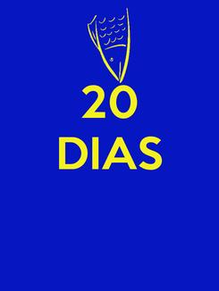 Poster: 20 DIAS