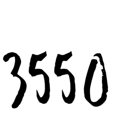 Poster: 3550