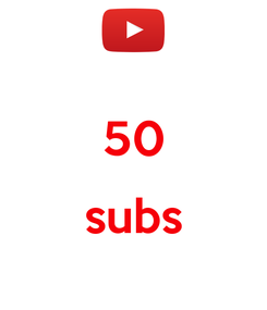 Poster:  50  subs