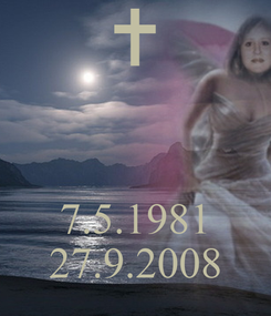 Poster:    7.5.1981 27.9.2008