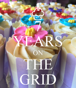 Poster: 7 YEARS ON THE GRID