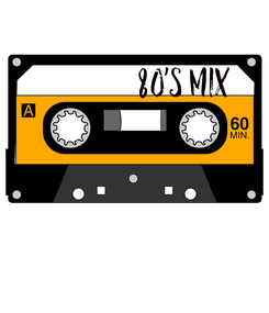 Poster:                      80'S MIX