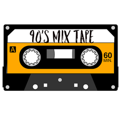 Poster:           90'S MIX TAPE