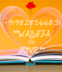 Poster: +919828566831 **WAZIFA FOR LOVE**