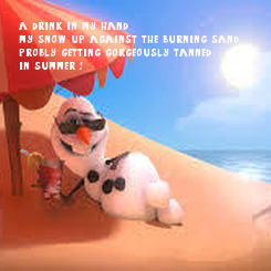 Poster: a drink in my hand
