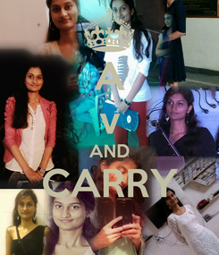 Poster: A v AND CARRY
