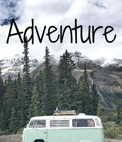 Poster: Adventure