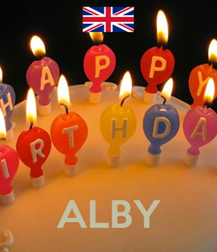 Poster:     ALBY