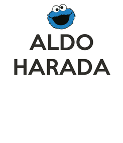 Poster: ALDO HARADA