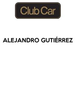 Poster: ALEJANDRO GUTIÉRREZ