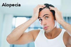 Poster: Alopecia