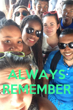 Poster:    ALWAYS REMEMBER