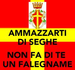 Poster: AMMAZZARTI DI SEGHE  NON FA DI TE  UN FALEGNAME