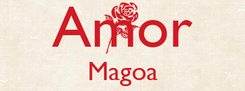 Poster:  Amor Magoa
