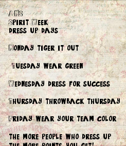 Poster: AMS
