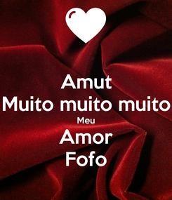 Poster: Amut Muito muito muito Meu Amor Fofo