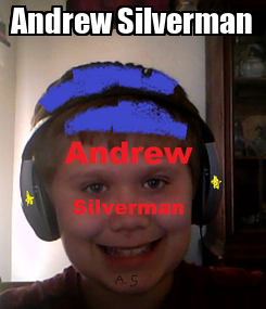 Poster: Andrew Silverman
