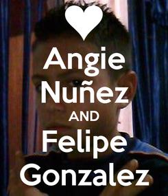 Poster: Angie Nuñez AND Felipe Gonzalez