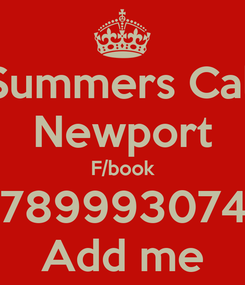 Poster: Ann Summers Caldicot Newport F/book 07899930744 Add me