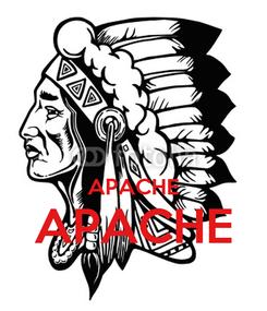 Poster:   APACHE APACHE