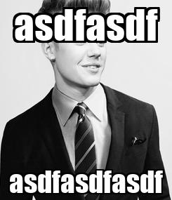 Poster: asdfasdf asdfasdfasdf