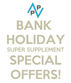 Poster: BANK  HOLIDAY SUPER SUPPLEMENT SPECIAL OFFERS!