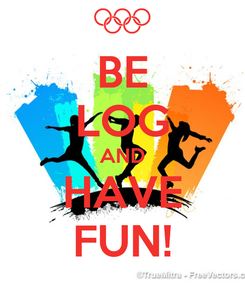 Poster: BE LOG AND HAVE FUN!