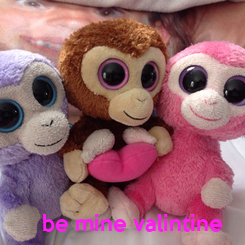 Poster: be mine valintine