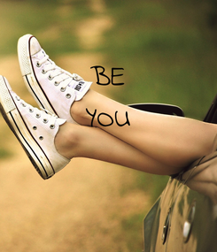 Poster: BE YOU