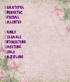 Poster: Beautiful