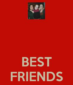 Poster:    BEST FRIENDS
