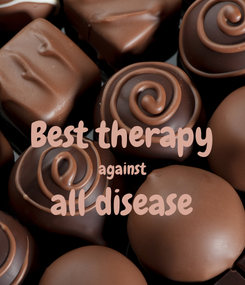 Poster:  Best therapy against all disease