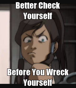 Poster: Better Check Yourself Before You Wreck Yourself