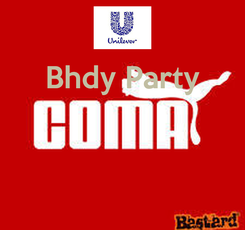 Poster: Bhdy Party
