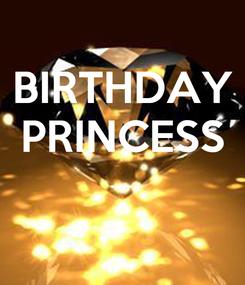 Poster: BIRTHDAY PRINCESS