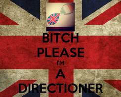 Poster: BITCH PLEASE I'M A DIRECTIONER