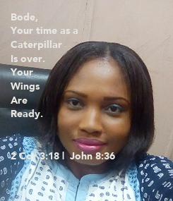 Poster: Bode,