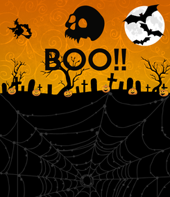 Poster: BOO!!