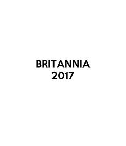 Poster: BRITANNIA 2017