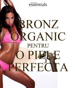 Poster: BRONZ ORGANIC PENTRU O PIELE PERFECTA