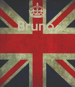 Poster: Bruno