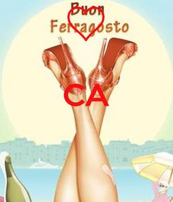Poster:  CA