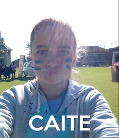 Poster:     CAITE