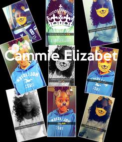 Poster: Cammie Elizabet