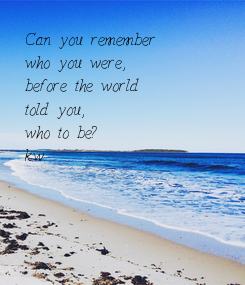 Poster: Can you remember