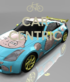 Poster: CAR CENTRIC